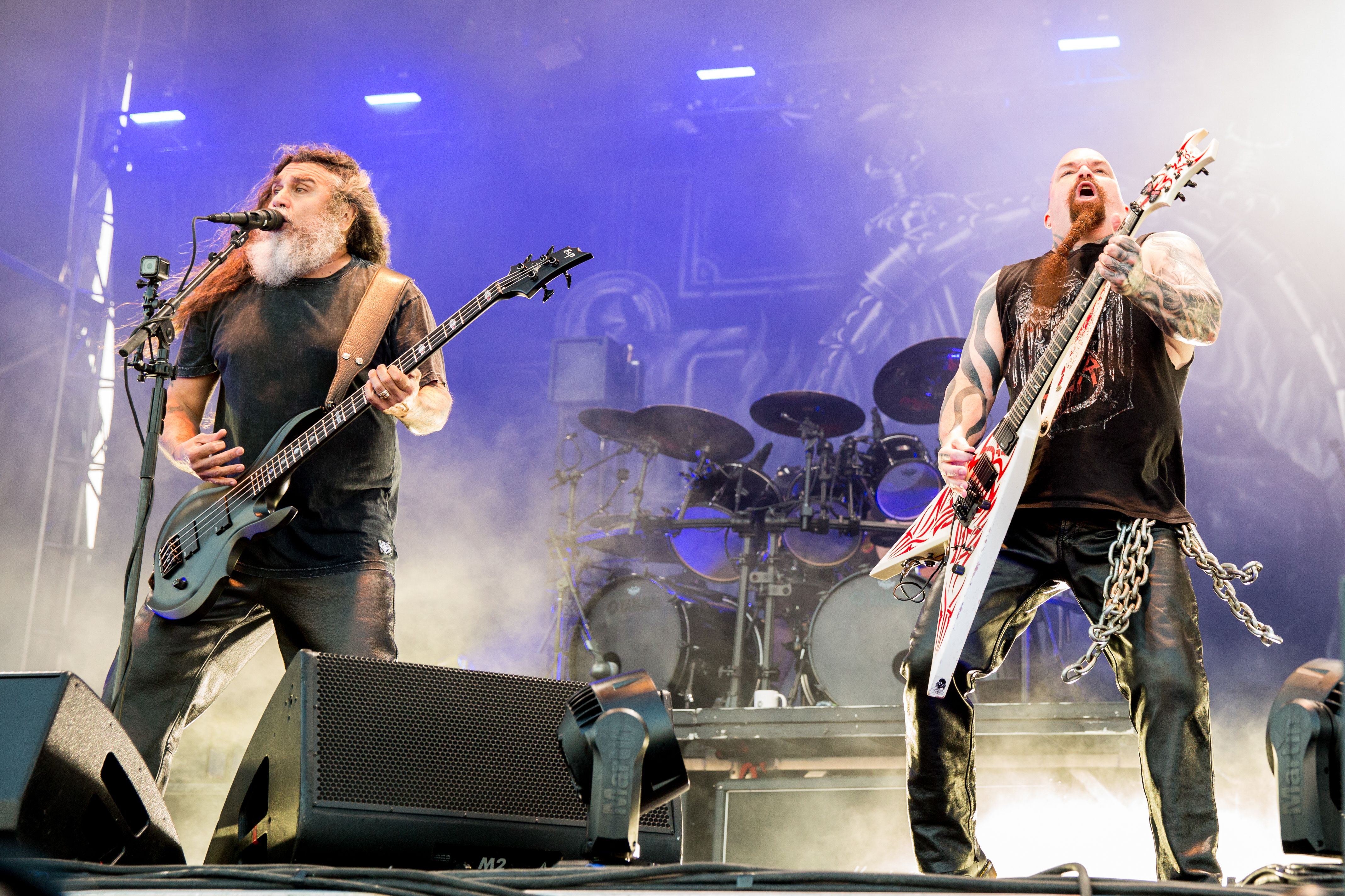 The Smashing Pumpkins, Slayer and Dream Theater Added to